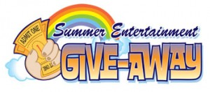 Summer Entertainment Giveaway