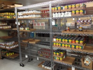 2013 Sept food share