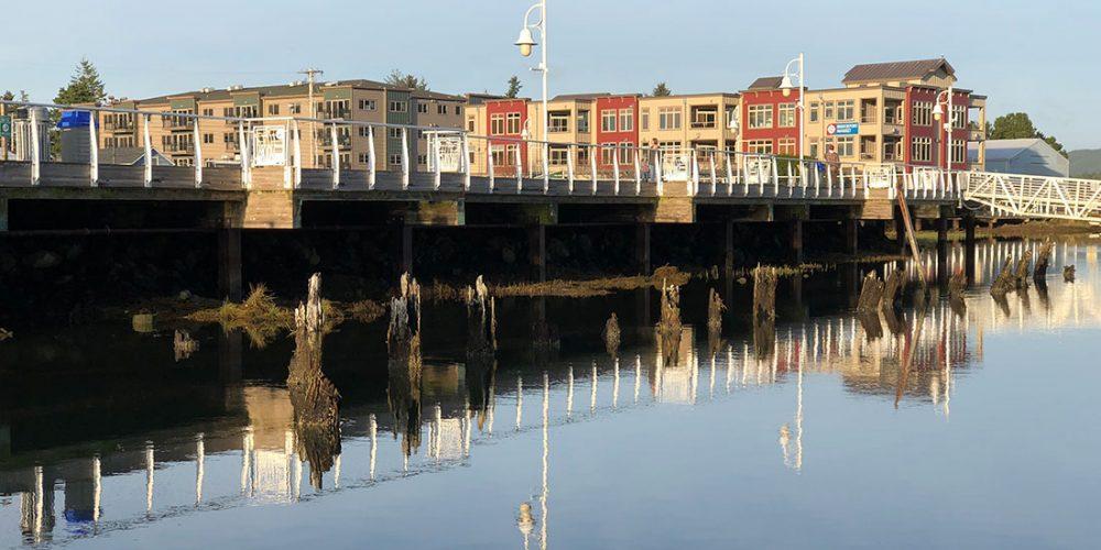 Siuslaw River Boardwalk