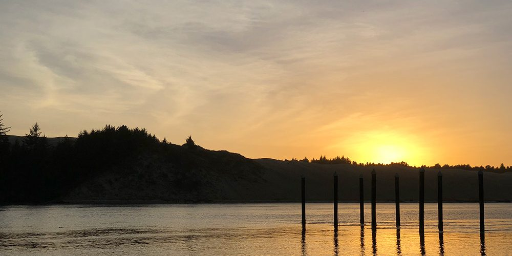 Siuslaw Sunset